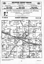 Map Image 002, Stearns County 1992